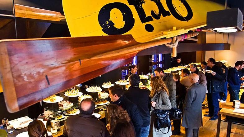Orio - Madrid - Fuencarral - Restaurante
