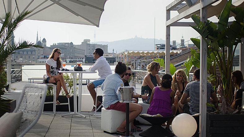 Restaurante 1881 Per Sagardi En Barcelona