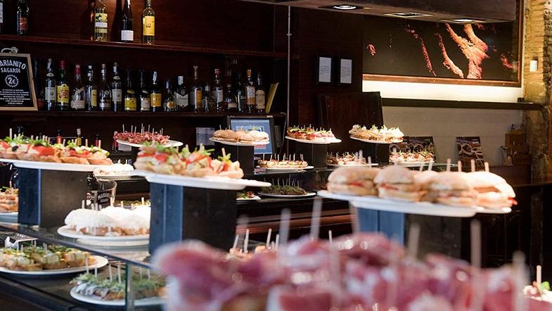 Euskal Etxea - Restaurante