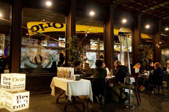 Orio - Barcelona - Gòtic - Restaurante