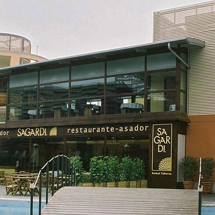 Sagardi - Valencia - Paterna - Restaurante