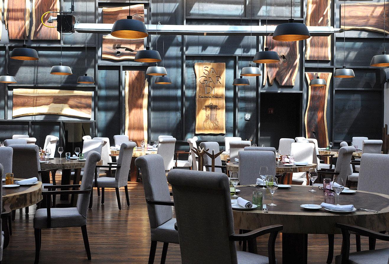 Inauguramos SAGARDI México, nuestro mayor restaurante