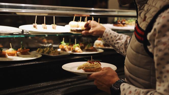 Sagardi - Madrid - Castellana - Restaurante
