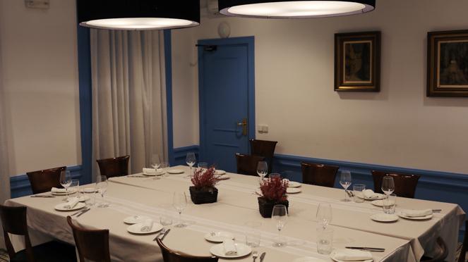 Sagardi - Madrid - Euskal Etxea - Restaurante